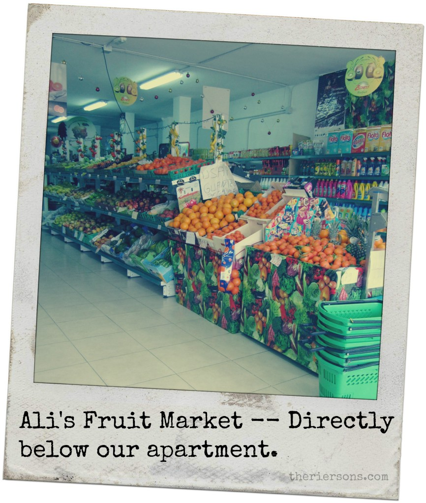 Ali's Fruit market